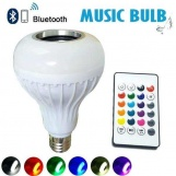 Best value Music Bulb Ampul Led Bluetooth