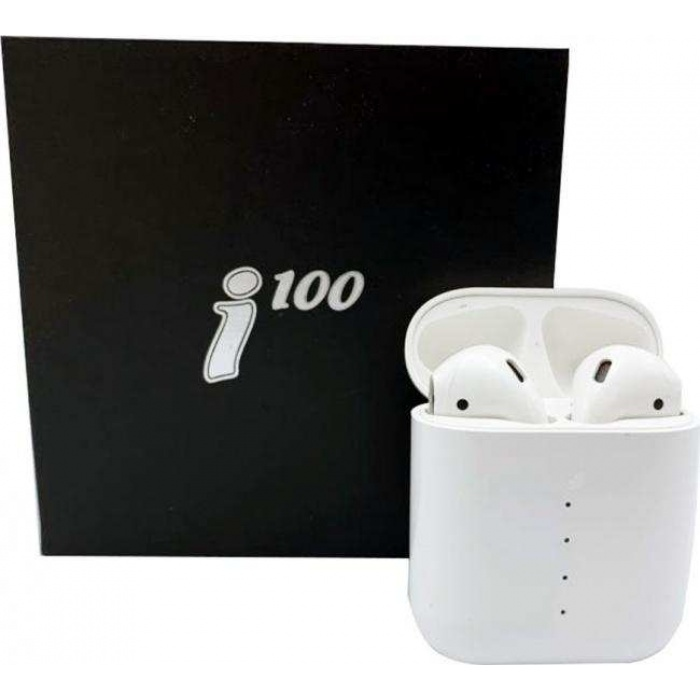 Tws i100 Kablosuz Pop-Up Kulakiçi Bluetooth 5.0 Kulaklık