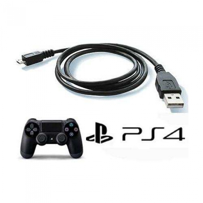 Sony Ps4 Dualshock 4 Usb Şarj Kablosu Playstation 4 Charcing Cable